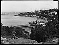 Sydney ferry VICTORIA (1883-1910) in Lavender Bay circa 1884 to 1890.jpg