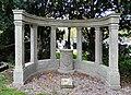 Szczecin Cmentarz Centralny nagrobek rodziny Kissling.jpg
