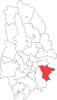 Askers landskommune i Örebro amt