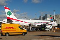 T7-MRE - A320 - MEA