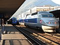 TGV-PSE Grenoble station october 2006.JPG