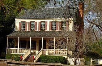 Thorntree (Kingstree, South Carolina) - Thorntree, January 2007