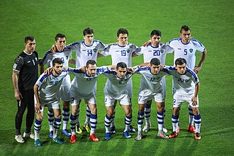 Uzbekistan national football team - Uzbekistan in the 2019 Asian Cup