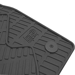 Vehicle mat - Tailored rubber mat