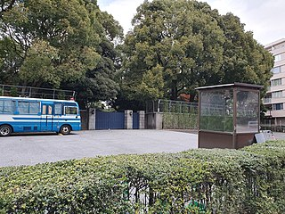 Takanawa Residence Japanese imperial residence