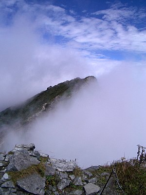 Mount Tanigawa - Image: Tanigawa 06