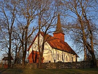 Tanum, Norway - Tanum Church