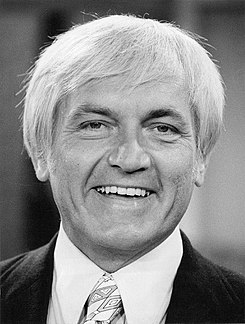 Ted Knight American actor