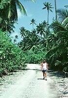 Ted Morris on Diego Garcia