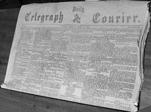 english daily telegraph:
