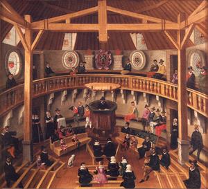 Reformed worship - The Huguenot Temple de Lyon