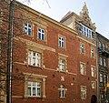 Tenement (1888, designed by arch. Teodor Talowski), 20 Smolensk street, Krakow, Poland.jpg