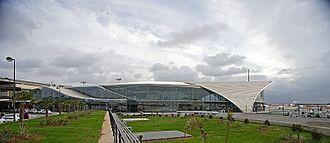 "Valencia Airport - Valencia Airport ""Regional Terminal"""