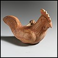 Terracotta askos (flask with a spout) in the form of a cock MET DP1229.jpg