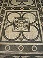 Testaccio - s M Liberatrice mosaico zodiacale Vergine 1180506.JPG