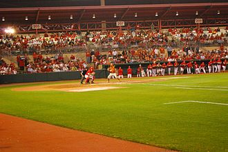 Houston Cougars baseball - Texas at Houston in 2013