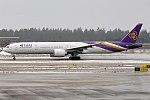 Thai Airways, HS-TKO, Boeing 777-3AL ER (26768818968).jpg