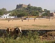 Thanagazi fort