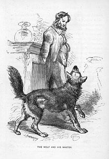 Wolves as pets and working animals - Wikipedia