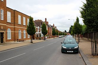 Tattersalls - The Avenue in Newmarket, Suffolk, UK
