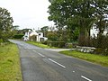 The A711 road west of Dundrennan - geograph.org.uk - 572544.jpg