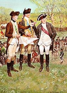 Continental Army - Wikipedia