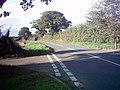 The B1121 Saxmundham Road - geograph.org.uk - 252530.jpg