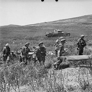Battle of Longstop Hill Battle of World War II in Africa