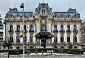 The Cantacuzino Palace from Bucharest (Romania).jpg