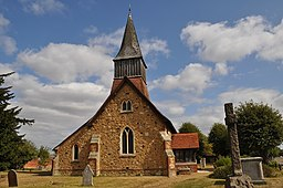 The Church of St Margaret, Woodham Mortimer - geograph.org.uk - 1493313.jpg