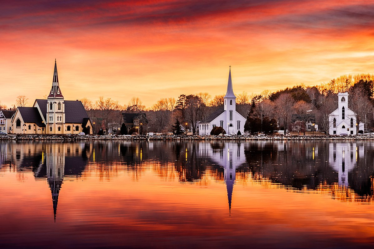 Mahone Bay (town) - Wikipedia Pictures