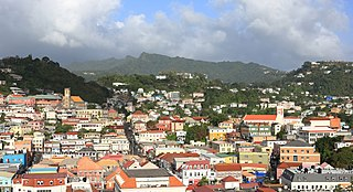 St. Georges, Grenada Capital of Grenada