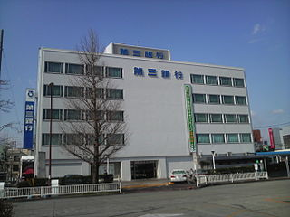 第三銀行の本店