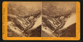The Devil's Cañon, Geysers. View looking down the Cañon, Sonoma Co., Cal, by Watkins, Carleton E., 1829-1916 2.png