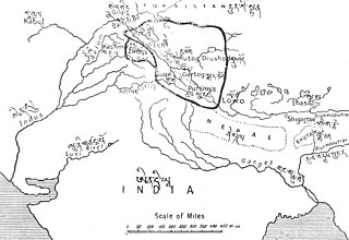 Maryul Medieval kingdom in West Tibet