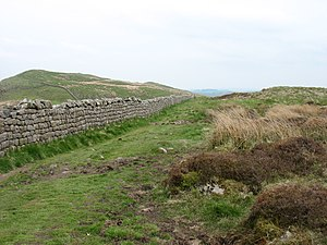 Milecastle 40 - Hadrian's Wall at the site of Turret 40B