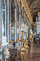 The Hall of Mirrors at Chateau de Versailles, France (8132666851).jpg