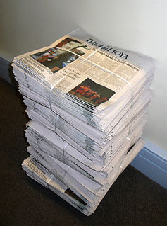 <i>The Hoya</i> student newspaper of Georgetown University