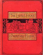 The Little Folks Painting Book 1879