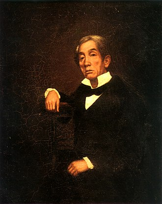 Macanese people - The Macanese, Miguel António de Cortela. Attributed to Lam Qua, early to mid-19th century.