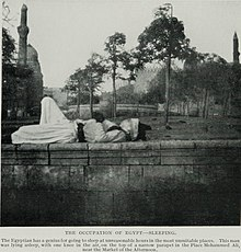 The Occupation of Egypt--Sleeping (1911) - TIMEA.jpg