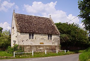 Uffington, Oxfordshire - The Old School, now Tom Brown's School Museum