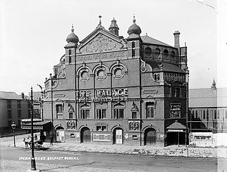 "Grand Opera House, Belfast - ""The Palace"" circa 1906"