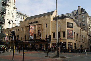 Palace Theatre, Manchester theatre in Manchester, England