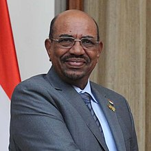 The Prime Minister, Shri Narendra Modi meeting the President of Sudan, Mr. Omar al-Bashir, in New Delhi on October 30, 2015 (cropped).jpg