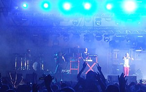 The Prodigy live in Romania.JPG