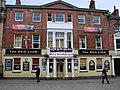 The Red Lion Hotel, Market Place, Pontefract - geograph.org.uk - 249793.jpg