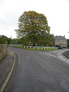 Husthwaite Village and civil parish in North Yorkshire, England