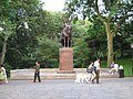 The Wladyslaw Jagiello monument in NYC 3.jpg