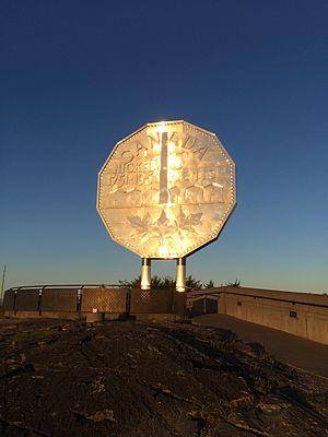 Big Nickel - The Big Nickel  in 2014
